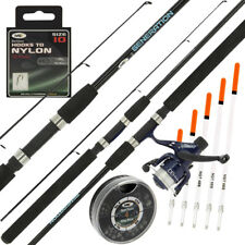NGT Generation Combo 7ft 2 Piece Rod & Reel Fishing Set With Tackle Floats Shots