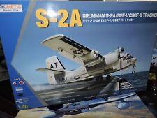 KINETIC 1/48th SCALE GRUMMAN TRACKER S-2A  MODEL KIT ( # 48039 )