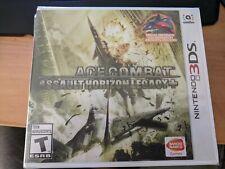Ace Combat: Assault Horizon Legacy+ (Nintendo 3DS, 2015)