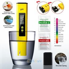 Aaccuracy Digital PH Meter for Aquarium Pool Hydroponic Water Monitor 0-9999 PPM