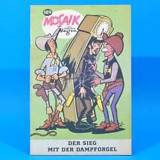 Mosaik 189 Digedags Hannes Hegen Originalheft   DDR   Sammlung original MZ 10