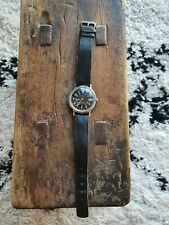 Gents vintage timex military mechanical watch