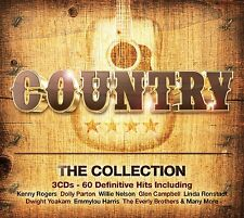 Country - The Collection Box set  Brand new and sealed