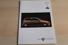 87296) Lancia Ypsilon Elefantino Prospekt 07/1997