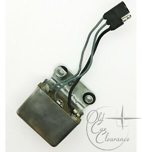 1963-1965 Lincoln Convertible Automatic Window Current Limit Relay (C3VY14512A)