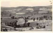 Keyser Ridge Maryland Oakland Road Real Photo Antique Postcard K107011