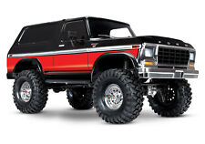 TRAXXAS 82046-4 Ford Bronco SCALE & TRAIL CRAWLER RTR Black/Red