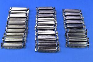 Wholesale Lot 29 Amphenol D-Sub 50 Position DB-50 Connectors SD Series
