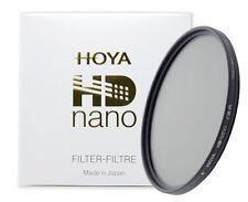 Hoya 58mm / 58 mm HD Nano High Definition CPL Digital Filter / Polariser - NEW