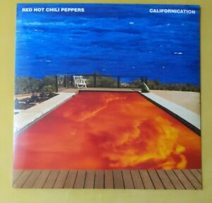 Red Hot Chili Peppers Californication Double Vinyl LP New Sealed