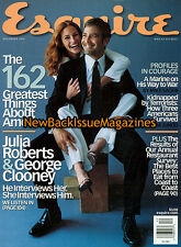 Esquire 12/01,Julia Roberts,December 2001,NEW