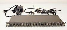 "Rane Ac23 Active Crossover Module Rack Mount Pro Audio w/ 5 1/4"" to Xlr & Power"