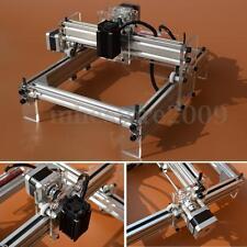 DUAL MOTOR 2000mW Desktop Laser Engraving Engraver DIY Cutting Printer Machine