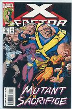 X-Factor Issue #94 (September 1993, Marvel Comics)
