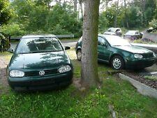 VW GOLF4! 2 STÜCK:1.6 UND 1.4,GSHD,ZV,4xEFH,D-3,METALLIC,COLOR,E-SPIEGEL U.V.M