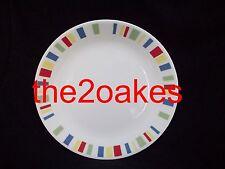 "5 Corelle MEMPHIS Dinner 10-1/4"" Plates"