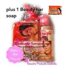 BEAUCHE INTERNATIONAL 6 PIECE BEAUTY SKIN CARE SET CREAM WHITENING Plus One SOAP