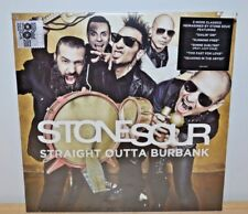 STONE SOUR - Straight Outta Burbank, Limited RSD CLEAR/GOLD SPLIT VINYL New!