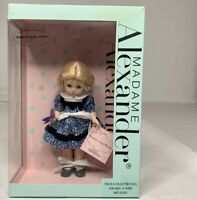 Madame Alexander Americana Collection Mommy's Angel Wendy, Rare, HTF, Mint