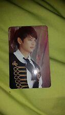 Shinee 1000 years minho OFFICIAL Photocard Kpop K-pop with toploader u.s seller