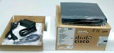NEW Cisco 876-SEC-I-K9 Router in Orig.BOX 128MB/28MB Flash ADVENTERPRISEK9-M IOS