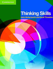 Thinking Skills  -  (Cambridge University Press), Acceptable, John Butterworth,