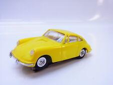 54317 | Faller AMS Porsche 911 901 Coupe gelb Autorennbahn Motor läuft
