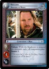Lotr Tcg Rise of Saruman Aragorn Defender of Rohan Foil 17rf12