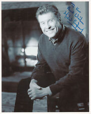 MICHAEL CRAWFORD Signed 10x8 Photo FRANK SPENCER In Some Mothers Do 'Ave 'Em COA