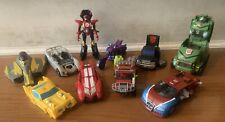 Transformer Autobots MIX LOT' FIGURES