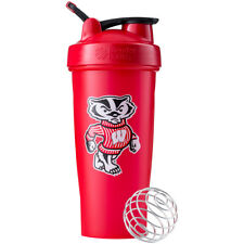 Blender Bottle University of Wisconsin 28 oz. Shaker Bottle - Red