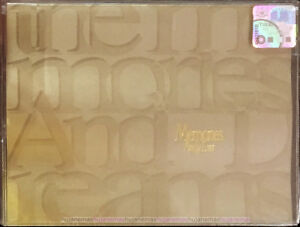 ANDY LAU 劉德華 Memories 1995 WARNER MALAYSIA EDITION CASSETTE VERY RARE NEW SEALED