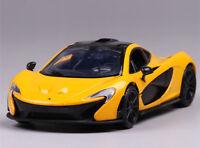 MotoR MAX 1:24 Mercedes Benz McLaren P1 Diecast Alloy Sports Car Model Boys Toys