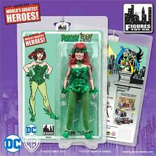 "DC Comics Batman Retro mego 8""  Series 5 POISON IVY mosc NEW!  ships free"