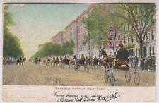 USA postcard - Seventh Avenue, New York