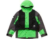 Supreme / The North Face RTG Jacket Plus Vest Bright Green Size Large Gore-Tex