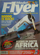 Model Flyer - Radio Controlled Aircraft -December 1999 Complete with Unused Plan