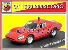 "1/43 - Abarth OT 1300 ""Periscopio"" - 1967 - Die-cast"