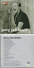 CD - JERRY LEE LEWIS : The best of JERRY LEE LEWIS / COMME NEUF