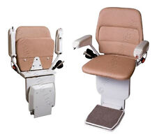 STANNAH 400 STAIRLIFT WITH POWER SWIVEL SEAT INSTALLED & GUARANTEED FOR 1 YEAR