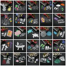 Metal Cutting Dies Stencils Scrapbooking Embossing Album Paper Card DIY Craft