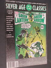 SILVER Age Classics: Green Lantern 76 Neal Adams