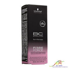Schwarzkopf BC Bonacure Fiber Force Scalp & Hair Smart Serum 30ml +FREE TRACKED