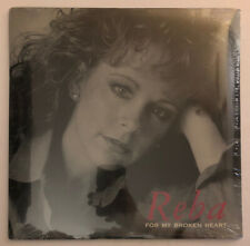 Reba McEntire -  For My Broken Heart - Factory SEALED 1991 US 1st Press