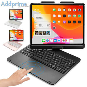360° Rotation Touchpad Protective Keyboard Case for iPad Pro 12.9-Inch 2018/2020