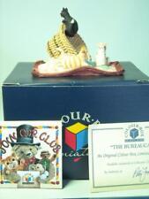 Peter Fagan THE BUREAUCATS Limited Edition Colourbox Cats 1997 CC941 Colour Box