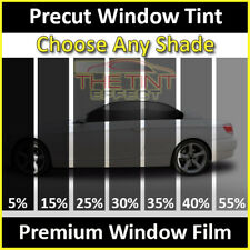 Fits Saturn - Rear Car Precut Window Tint Kit - Premium Automotive Window Film