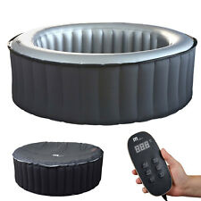 Whirlpool MSpa MCW-A62b, 6 Personen heizbar aufblasbar Ø 204cm FI-Schalter