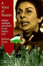 Voice Of Reason: Hanan Ashrawi and Peace in the Middle East: US: $24.95