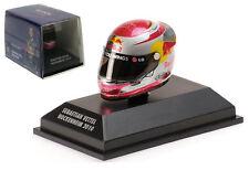Minichamps Arai Helmet Hockenheim German GP 2010 - Sebastian Vettel 1/8 Scale
